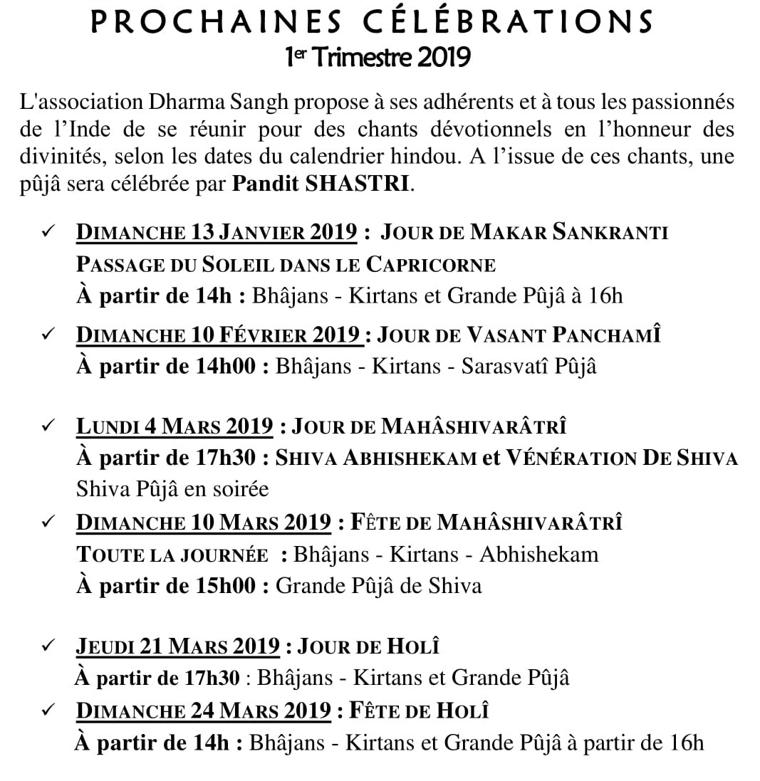 CELEBRATIONS Fetes 1 er trimestre 2019 Final-2