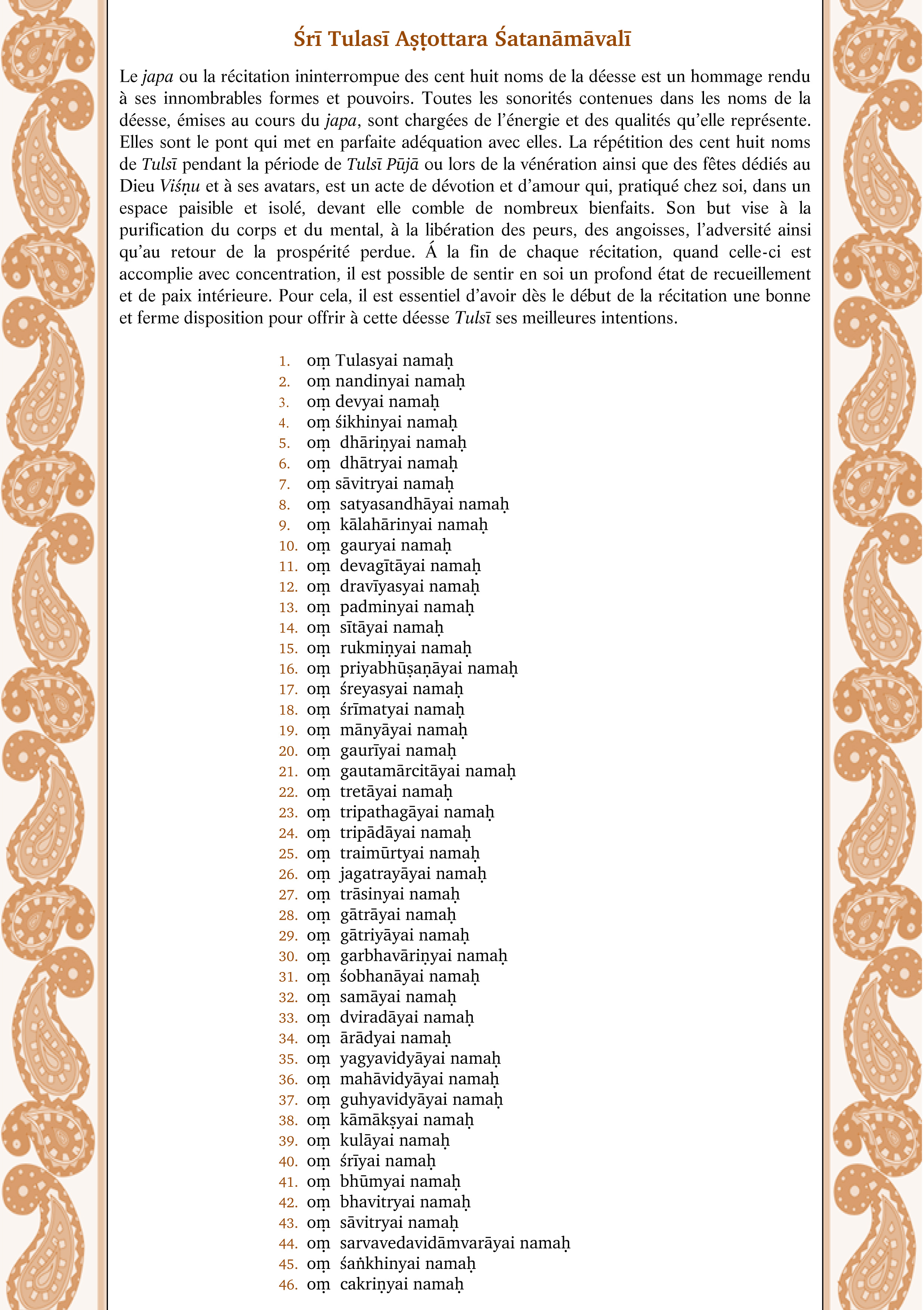 108 noms de Tulsi-1