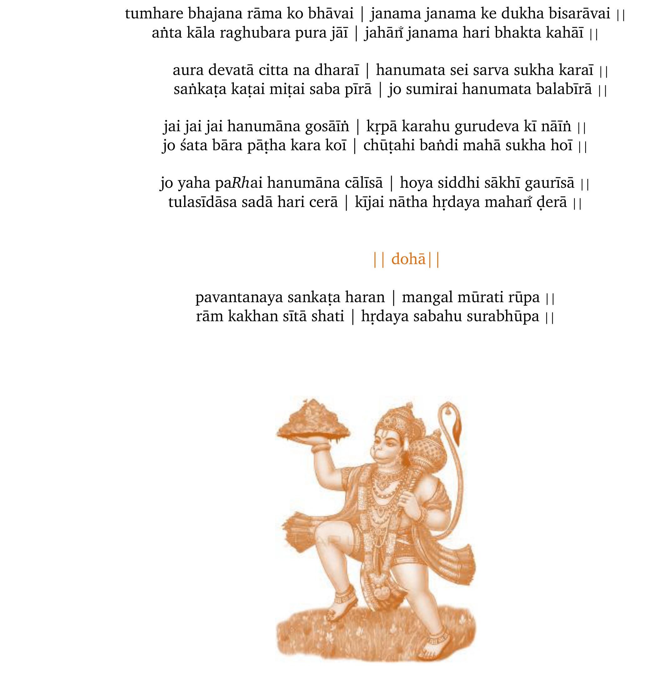 sri hanuman calisa-4
