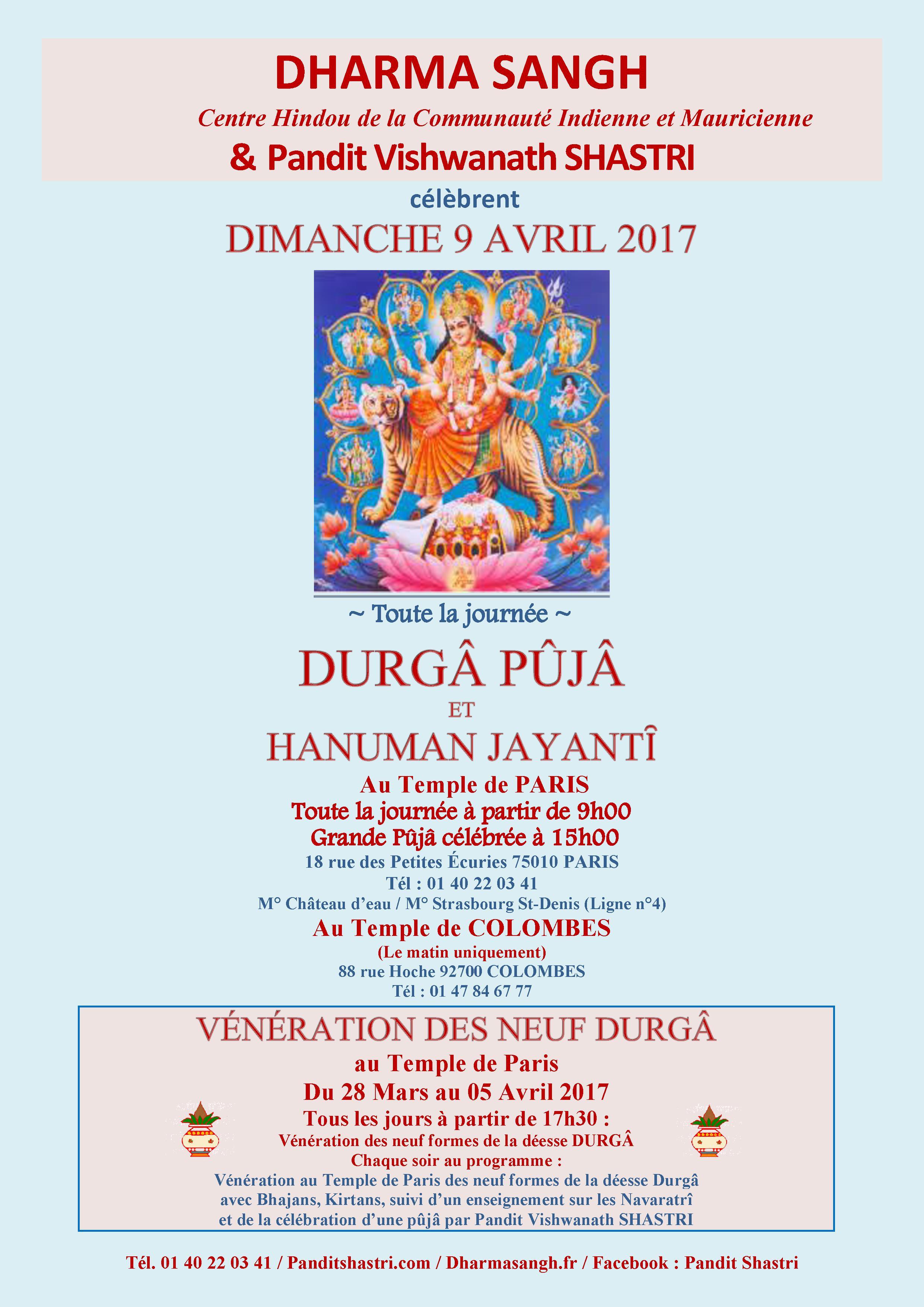 affiche DURGA PÜJA MARS 2017.docx