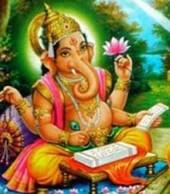 ganesha écrit