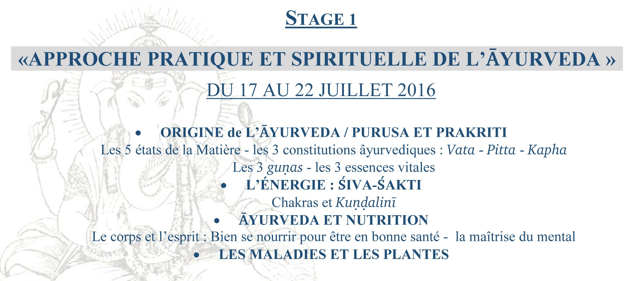 STAGE ETE 2016 STAGE 1 rect