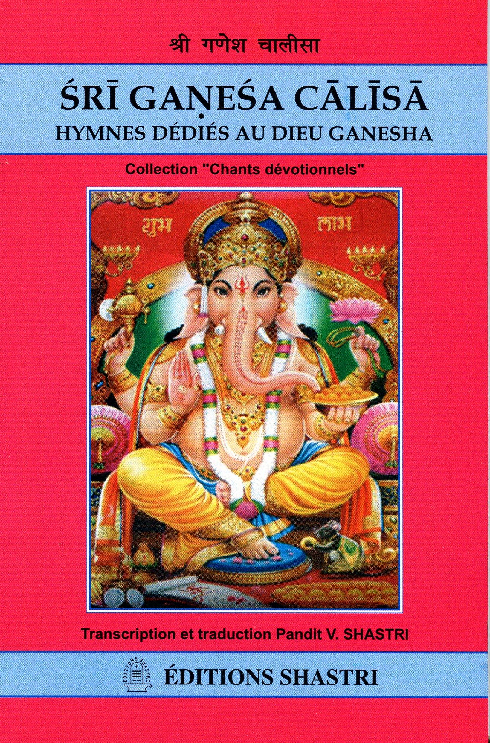 img397 Ganesha Calisa 1ère p couverture
