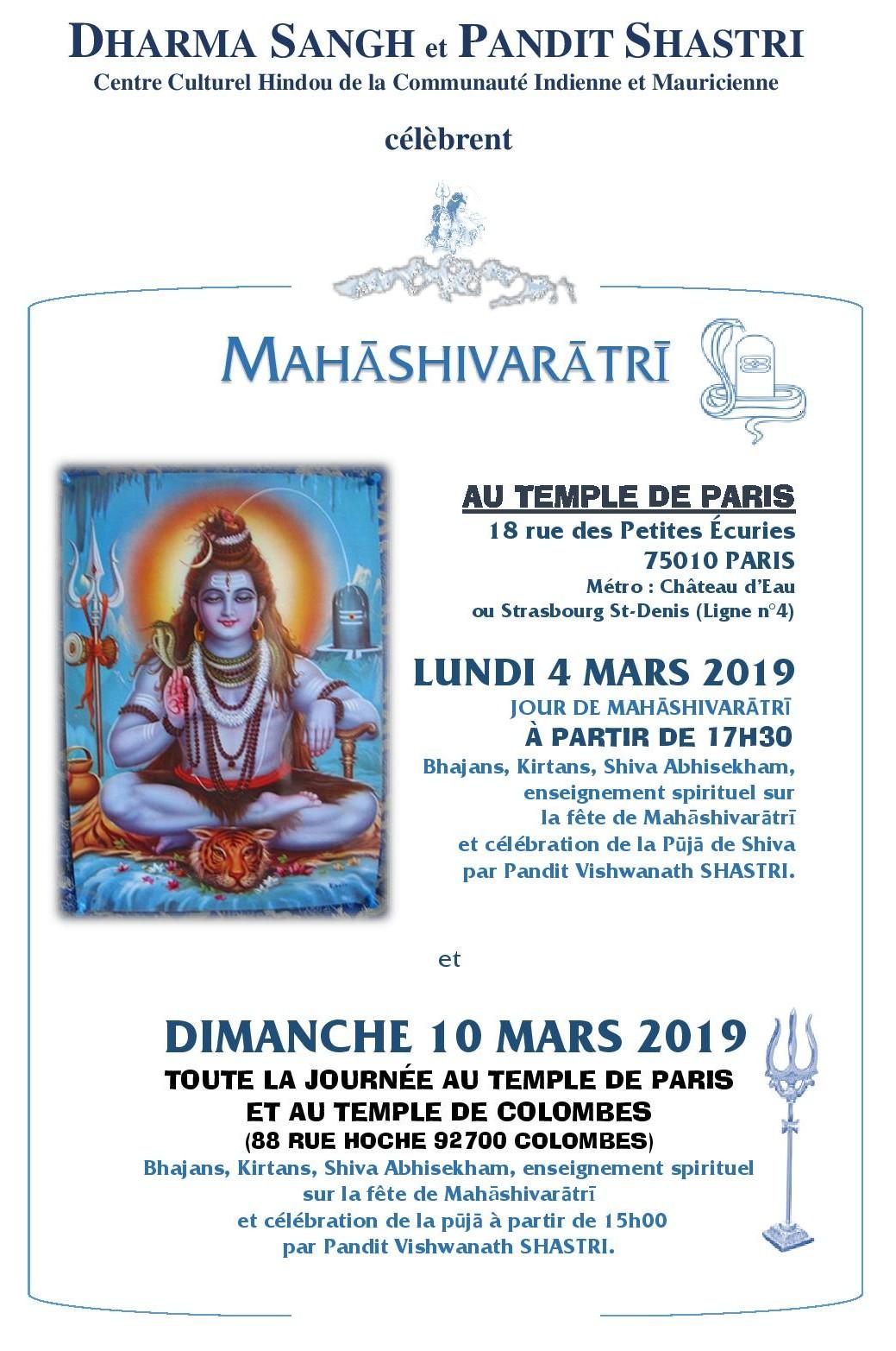 AFFICHE DE MAHA SHIVARATRI 2019-page-001